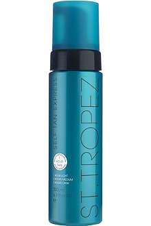 ST. TROPEZ Self-Tan Express advanced bronzing mousse 200ml