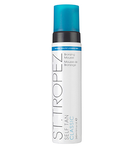 ST. TROPEZ Self Tan Classic bronzing mousse 240ml