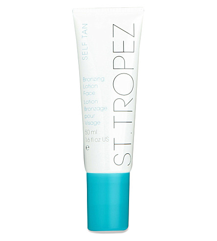 ST. TROPEZ Self Tan Classic Bronzing lotion - face 50ml