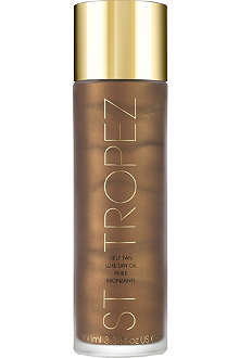 ST. TROPEZ Self-Tan luxe dry oil 100ml