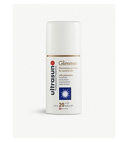 ULTRASUN Glimmer SPF20 100ml