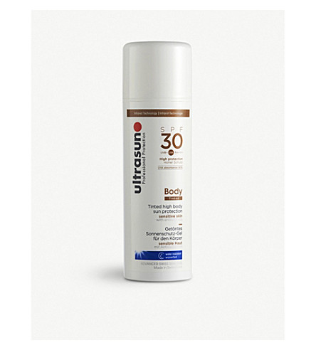 ULTRASUN Tinted Body Formula SPF30 150ml