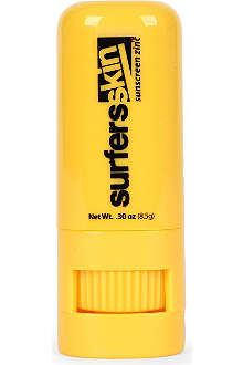 SURFERS SKIN Zinc sunscreen stick SPF 30+