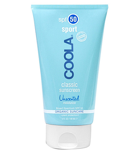 COOLA SUNCARE Classic sunscreen Body SPF 50 unscented 148ml