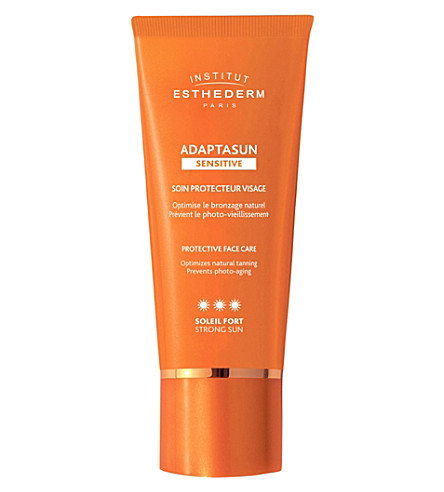 INSTITUT ESTHEDERM Adaptasun sensitive skin strong sun face cream 50ml