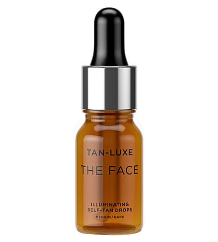 TAN-LUXE 照亮自晒黑的脸滴眼液 10 毫升