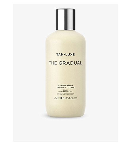 TAN-LUXE The Illuminating Gradual Tan Lotion 250ml (Light