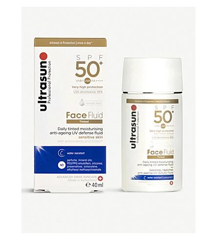 ULTRASUN Face SPF50+ Anti-Ageing Tinted 40ml