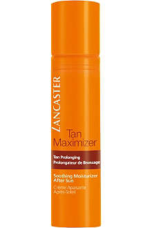 LANCASTER Tan Maximizer Soothing Moisturizer (face) 50ml