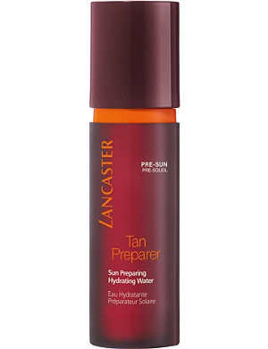 LANCASTER Tan Preparer Sun Preparing Hydrating water 150ml