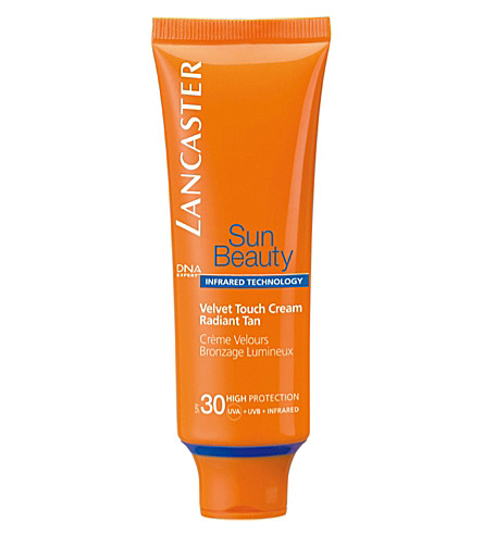 LANCASTER Sun Beauty Velvet Touch Cream SPF 30 50ml