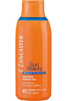 LANCASTER Sun Beauty Silky Milk SPF 15