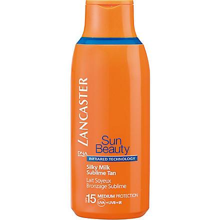 LANCASTER Sun Beauty Silky Milk SPF 15