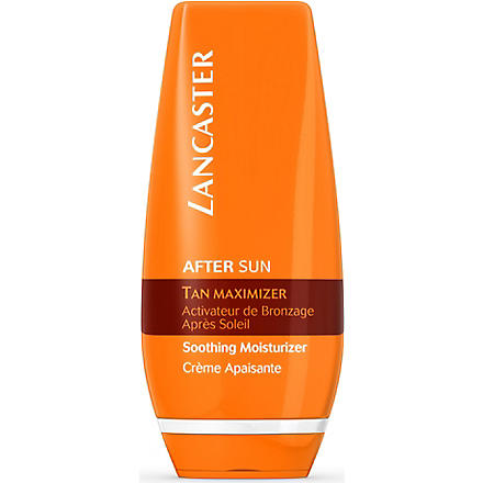LANCASTER Tan Maximiser Soothing Moisturizer – (face & body) 125ml