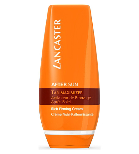 LANCASTER Tan Maximizer Rich Firming Cream (body) 125ml