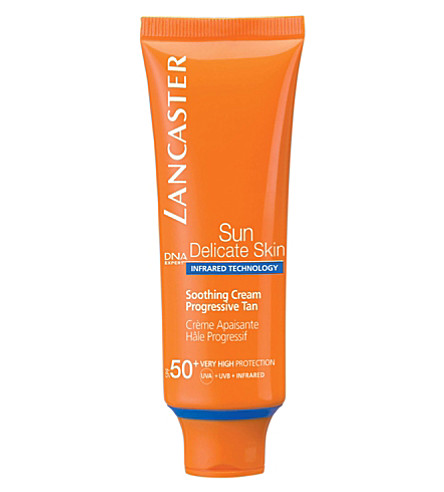 LANCASTER Sun Delicate Skin Soothing Cream SPF 50+
