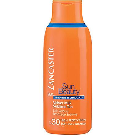 LANCASTER Sun Beauty Velvet Milk SPF 30