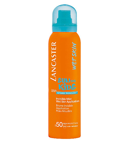 LANCASTER Sun For Kids Invisible Mist Wet Skin SPF 50 125ml