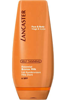 LANCASTER Essential Bronze Milk SPF 6
