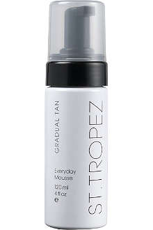 ST. TROPEZ Gradual Tan Everyday mousse 120ml