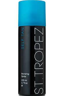 ST. TROPEZ Dark bronzing spray 200ml
