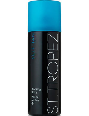 ST. TROPEZ Dark bronzing spray 200ml