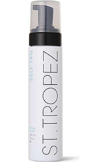 ST. TROPEZ Self Tan bronzing mousse 240ml