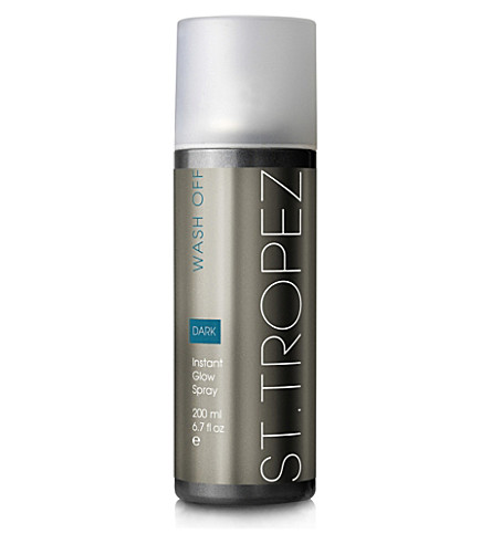 ST. TROPEZ Wash Off Spray – dark 200ml
