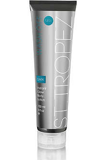 ST. TROPEZ Wash–off dark body lotion 150ml