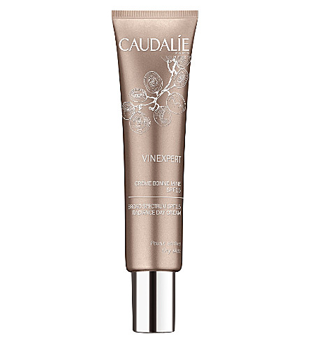 CAUDALIE Vinexpert radiant day cream SPF 15