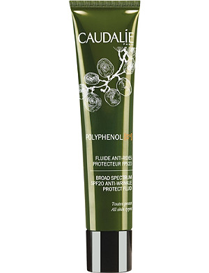 CAUDALIE Polyphenol C15 SPF20 anti-wrinkle fluid 40ml