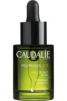 CAUDALIE Polyphenol C15 overnight detox oil 30ml