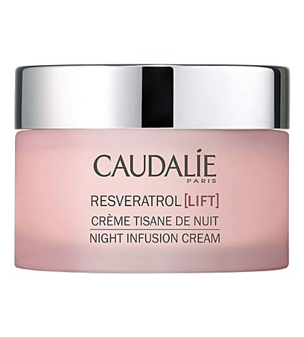 CAUDALIE 白藜芦醇提升夜间输液乳霜50毫升
