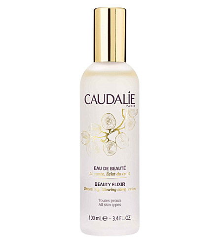 CAUDALIE 20th anniversary gold beauty elixir 100ml