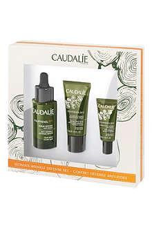CAUDALIE Ultimate Wrinkle Defense set
