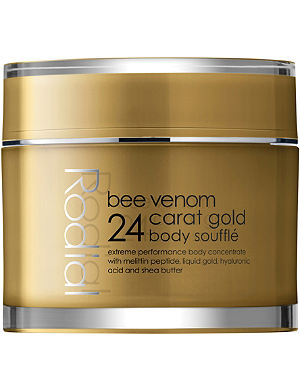 RODIAL Bee Venom 24 Carat Gold Soufflé 200ml