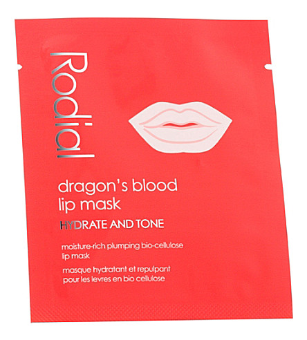 RODIAL Dragon's Blood lip mask