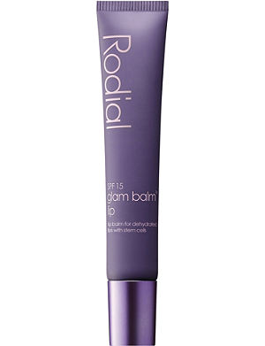 RODIAL Stemcell super-food glam balm lip SPF 15 7ml