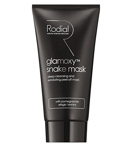 RODIAL Glamoxy snake mask
