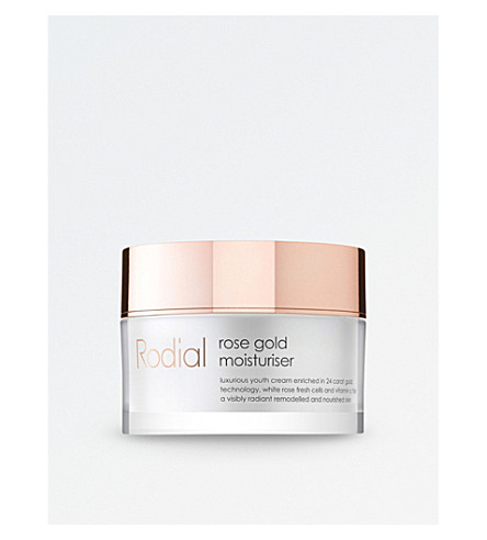 RODIAL Rose Gold Moisturiser 50ml