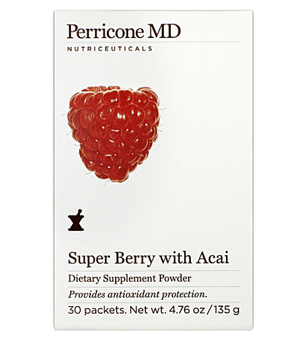 PERRICONE MD Super Berry Powder with Acai dietary supplement powder