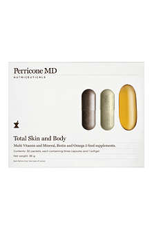 NV PERRICONE Total Skin & Body supplements