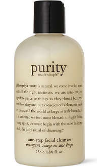 PHILOSOPHY Purity cleanser 236.5ml