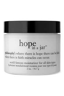 PHILOSOPHY Hope In A Jar moisturiser 56g