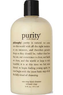 PHILOSOPHY Purity cleanser 473ml