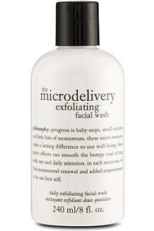 PHILOSOPHY Microdelivery exfoliating wash 236ml