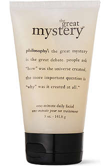 PHILOSOPHY The Great Mystery cleansing facial 142g
