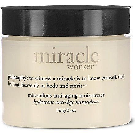 PHILOSOPHY Miracle Worker moisturiser