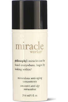 PHILOSOPHY Miracle Worker concentrate
