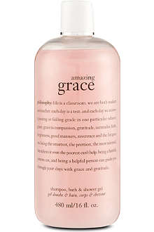 PHILOSOPHY Amazing Grace firming body lotion 473ml